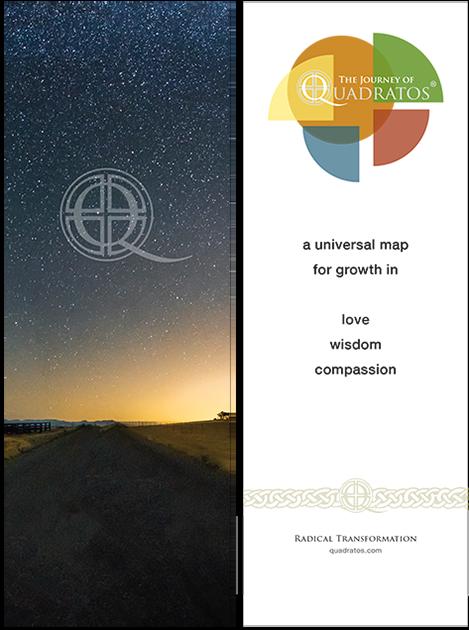 Radical Transformation Prayer Card