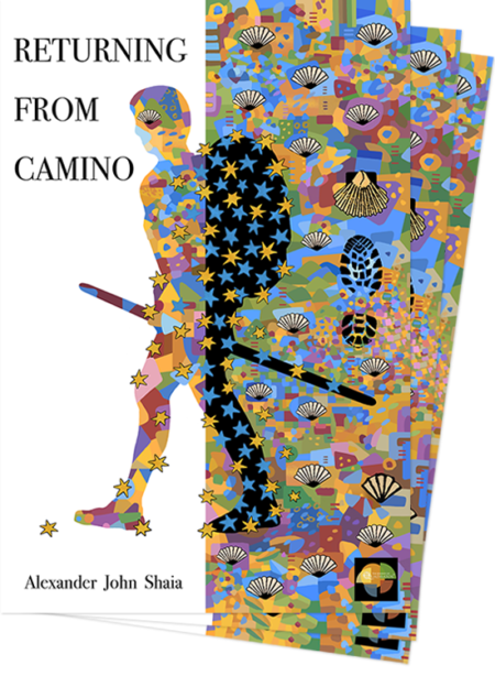 Returning From Camino Postcards