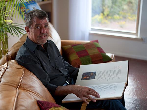 Alexander John at home