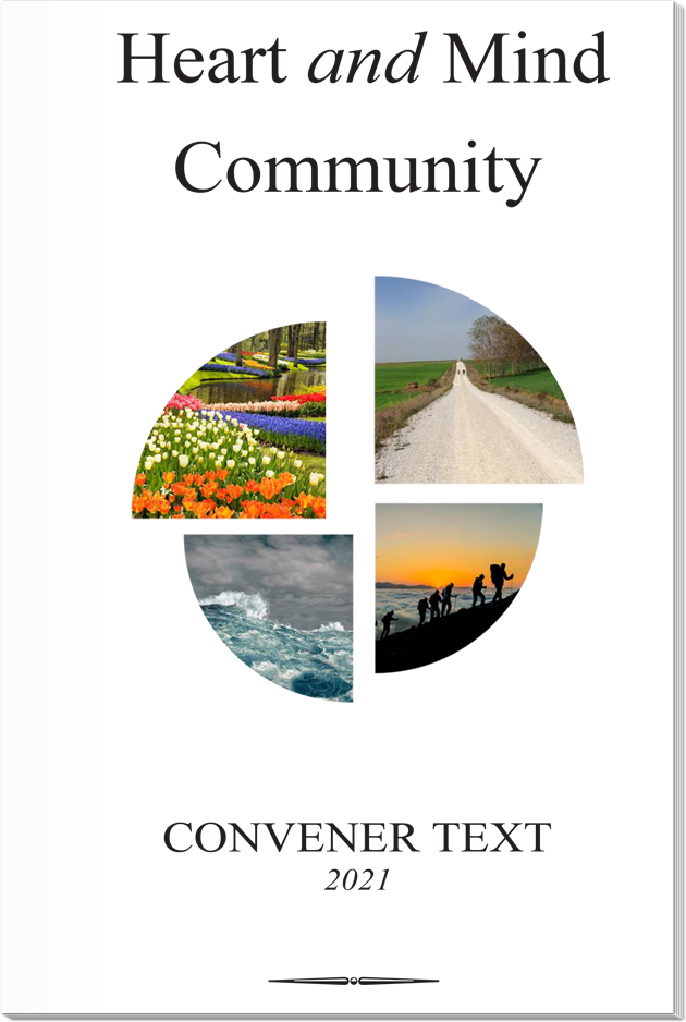 Heart and Mind Community Convener Text 2021